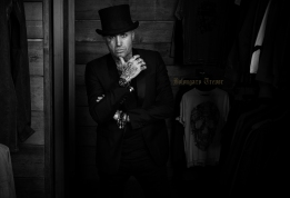 Fashion photography: Bolongaro Trevor
