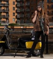 Fashion Photography for Lambretta